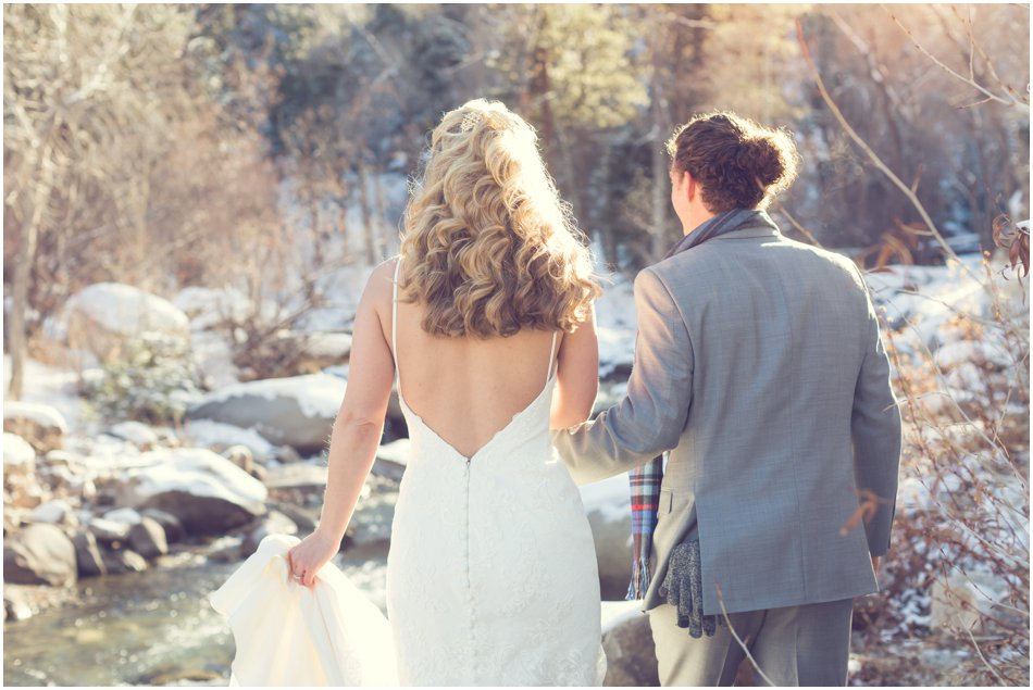 Mt. Princeton Hot Springs Wedding | Michelle and Dan's Winter Colorado Wedding_0034