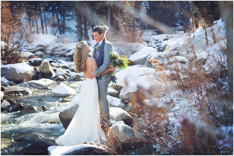 Mt. Princeton Hot Springs Wedding | Michelle and Dan's Winter Colorado Wedding_0036