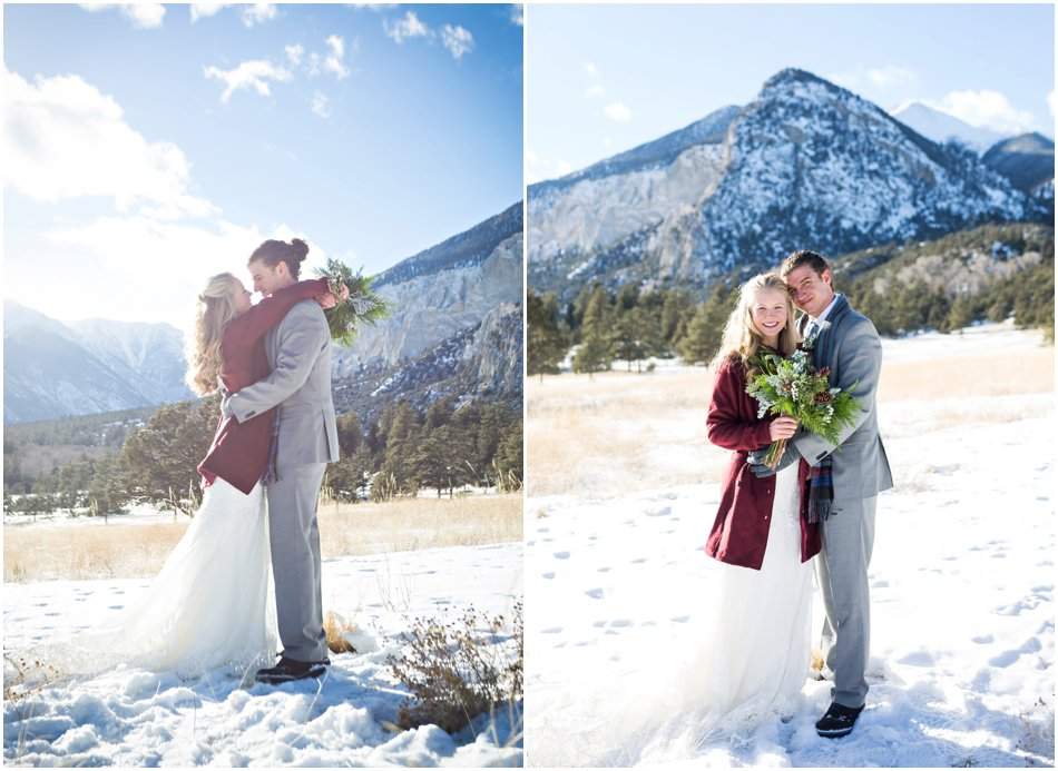 Mt. Princeton Hot Springs Wedding | Michelle and Dan's Winter Colorado Wedding_0046