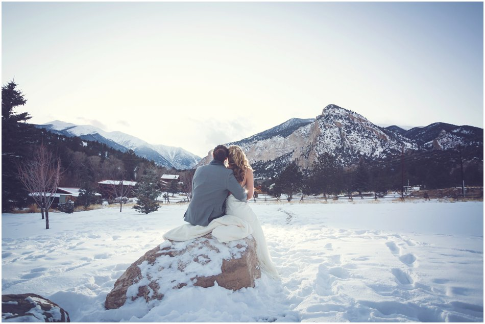 Mt. Princeton Hot Springs Wedding | Michelle and Dan's Winter Colorado Wedding_0072
