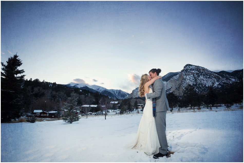 Mt. Princeton Hot Springs Wedding | Michelle and Dan's Winter Colorado Wedding_0074
