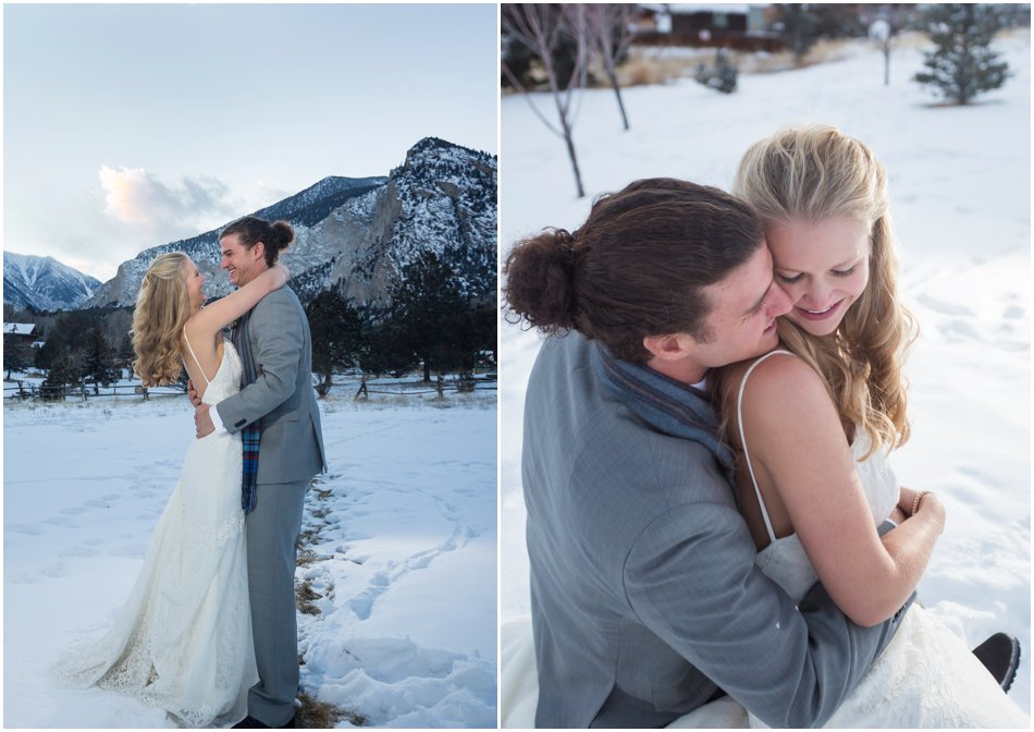 Mt. Princeton Hot Springs Wedding | Michelle and Dan's Winter Colorado Wedding_0073