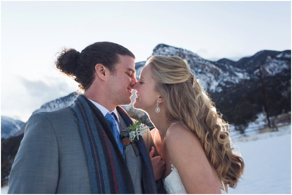 Mt. Princeton Hot Springs Wedding | Michelle and Dan's Winter Colorado Wedding_0075