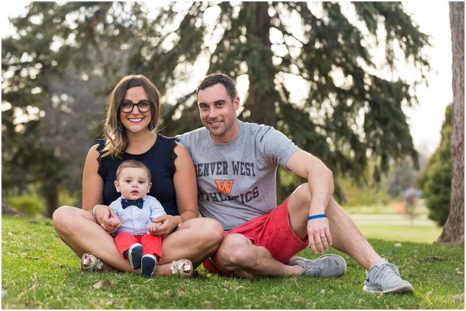 Denver City Park Family Shoot  | Duke's 6 Month Shoot_0001