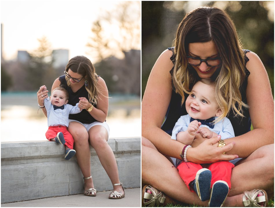 Denver City Park Family Shoot  | Duke's 6 Month Shoot_0003