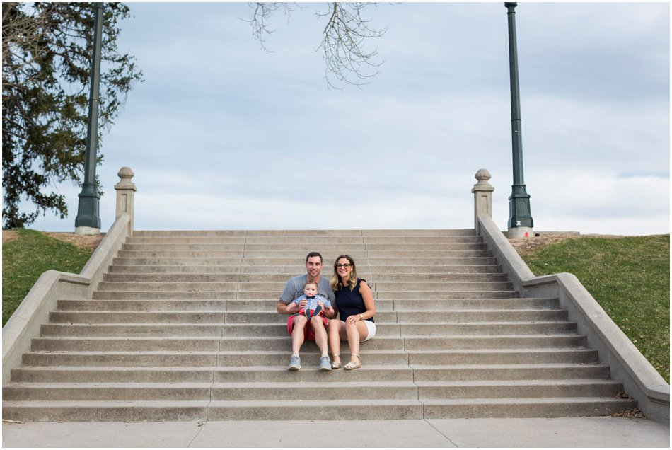 Denver City Park Family Shoot