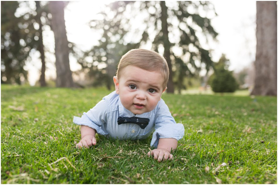 Denver City Park Family Shoot  | Duke's 6 Month Shoot_0008