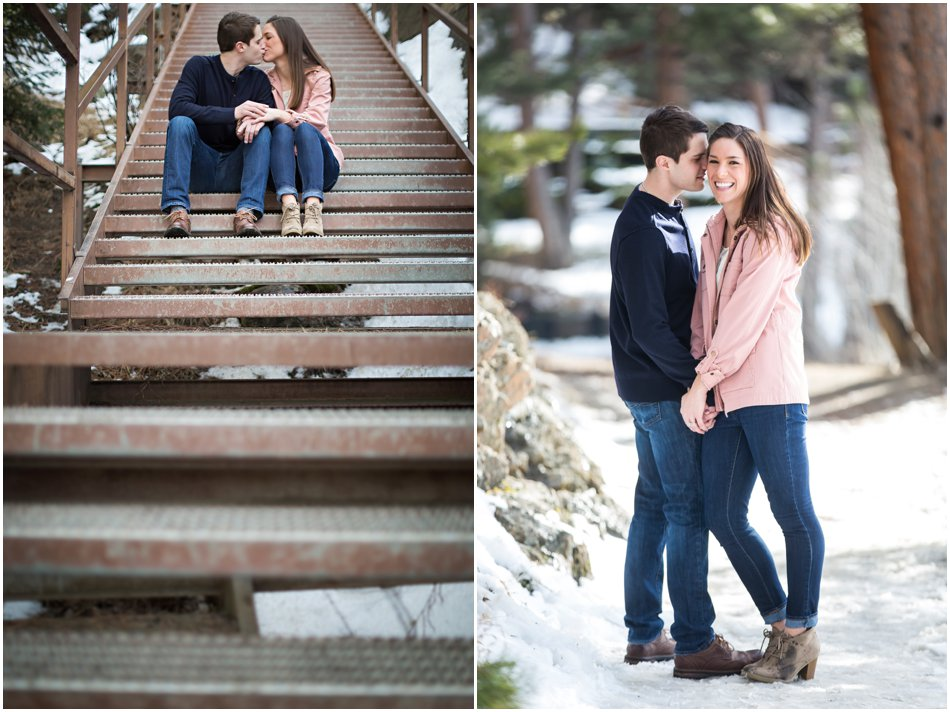 Evergreen Engagement Shoot | Morgan and Alex's Mountain Engagement Shoot_0005