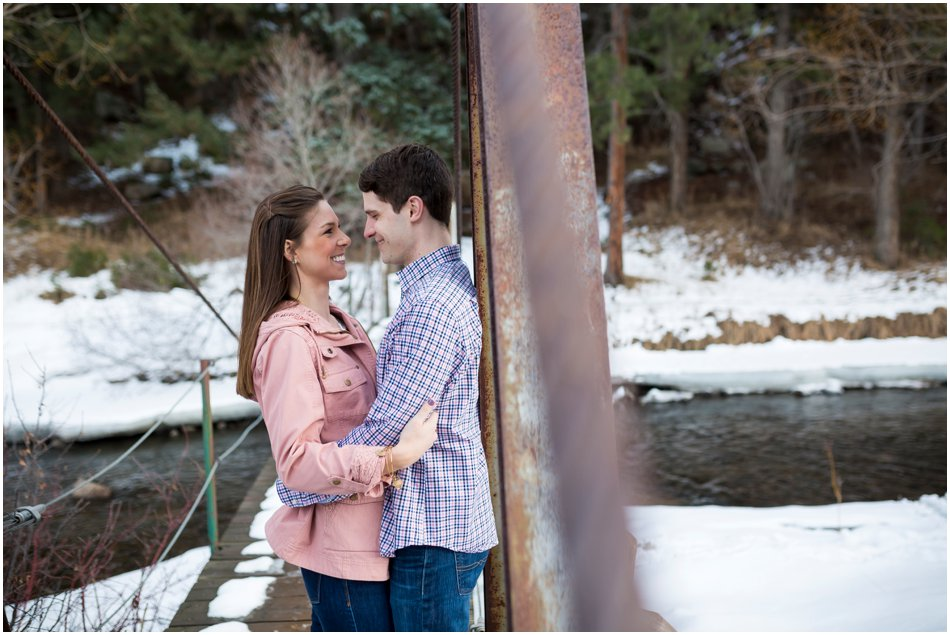 Evergreen Engagement Shoot | Morgan and Alex's Mountain Engagement Shoot_0026