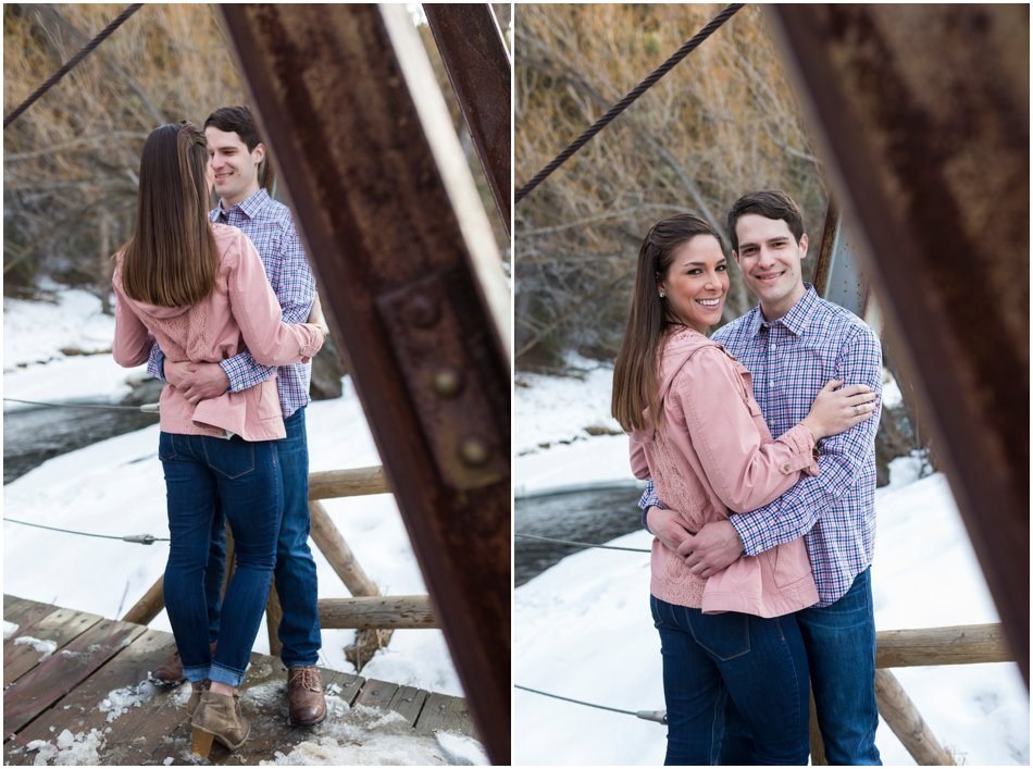 Evergreen Engagement Shoot | Morgan and Alex's Mountain Engagement Shoot_0028