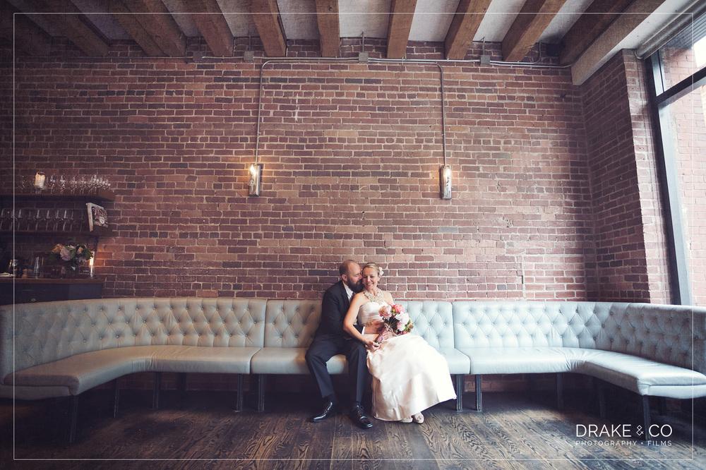 The Kitchen Denver Wedding