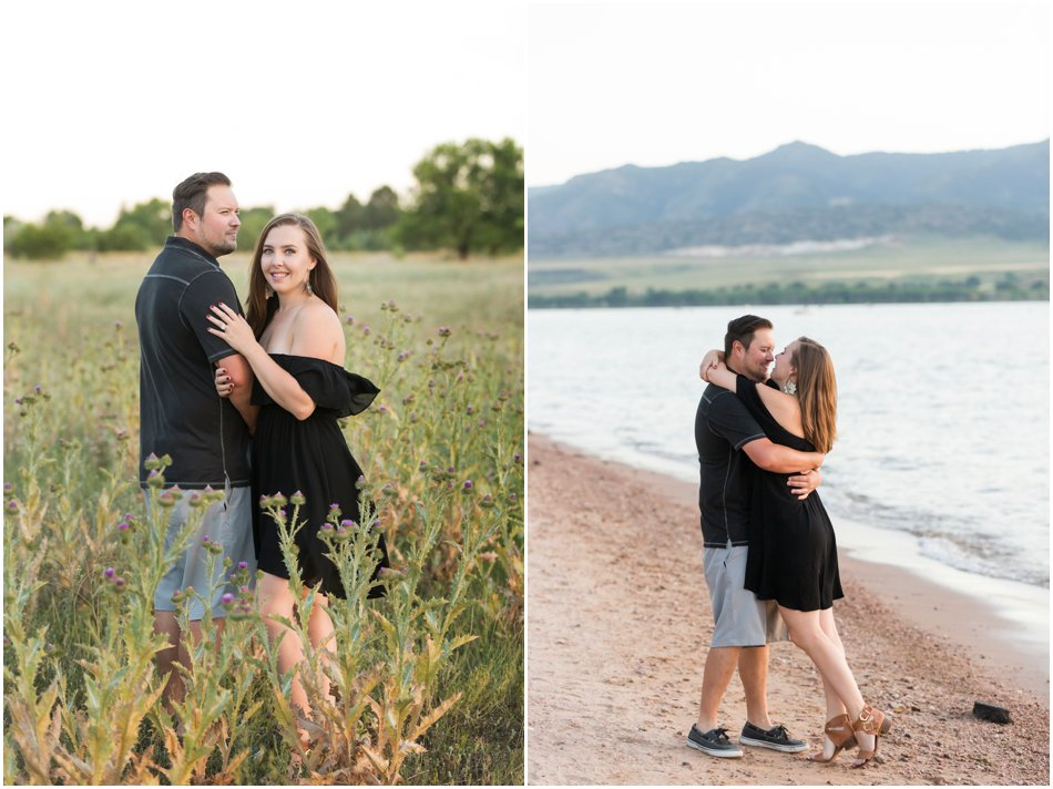Chatfield State Park Engagement Shoot | Kotti and Aaron's Lake Engagement Session_0015.jpg