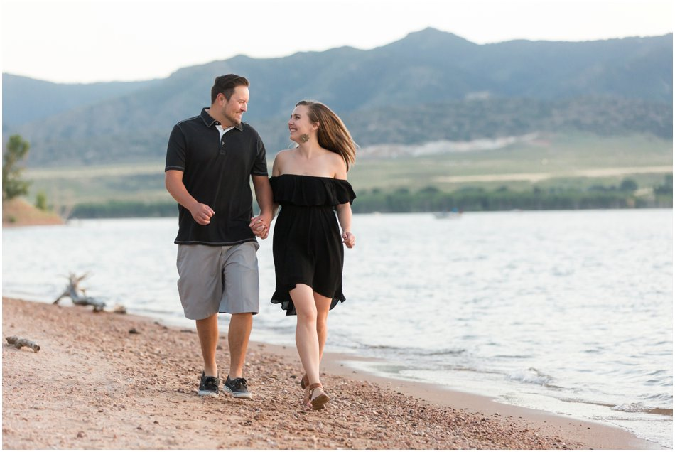 Chatfield State Park Engagement Shoot | Kotti and Aaron's Lake Engagement Session_0016.jpg