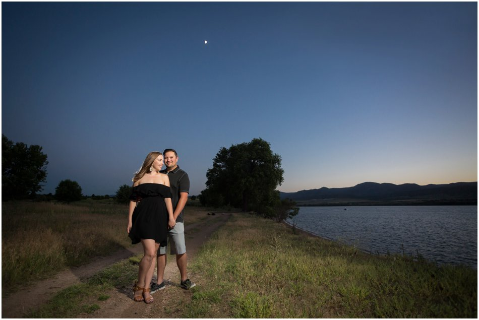 Chatfield State Park Engagement Shoot | Kotti and Aaron's Lake Engagement Session_0021.jpg