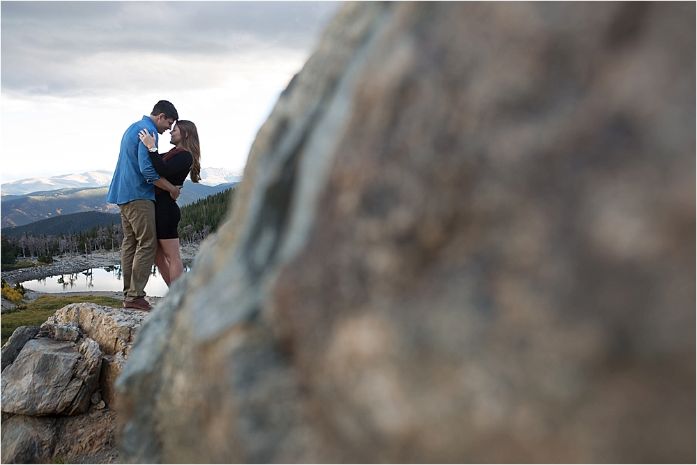 Monica and Ken's Colorado Mountain Engagment | Colorado Wedding Photographer_0021.jpg