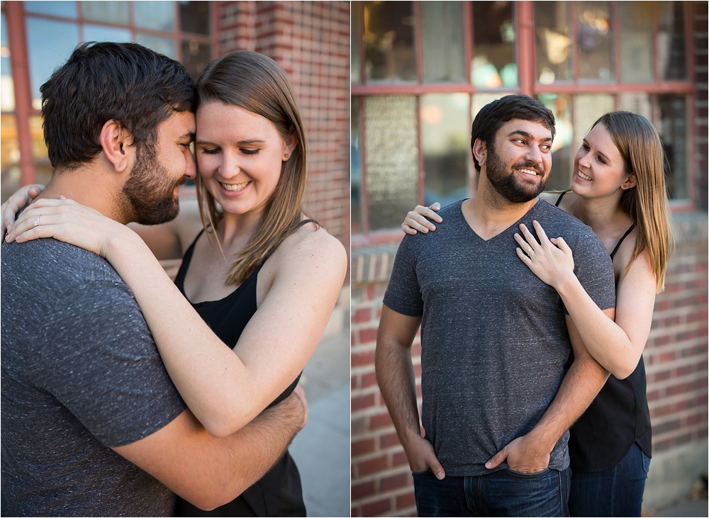 John + Melinda's  Downtown Denver Engagment | Colorado Wedding Photographer_0004.jpg