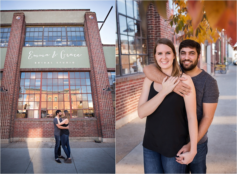 John + Melinda's  Downtown Denver Engagment | Colorado Wedding Photographer_0005.jpg