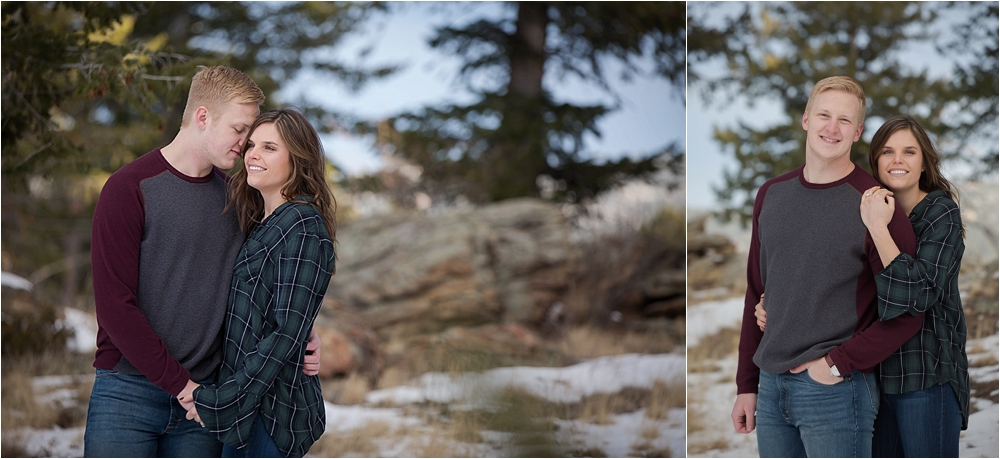 Breanna + Kyle's Evergreen Engagement_0013.jpg