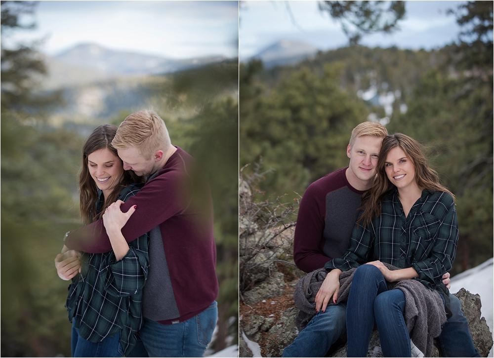 Breanna + Kyle's Evergreen Engagement_0019.jpg