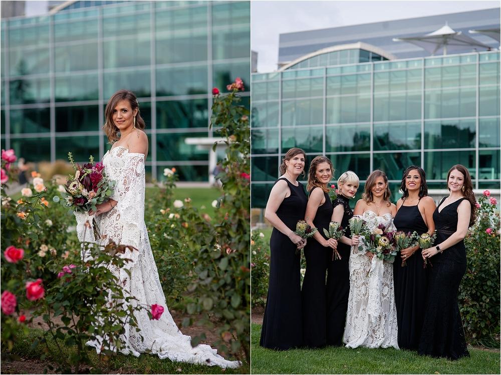 Lindsey and Stephens Denver Museum Wedding | Colorado Wedding Photographer_0017.jpg