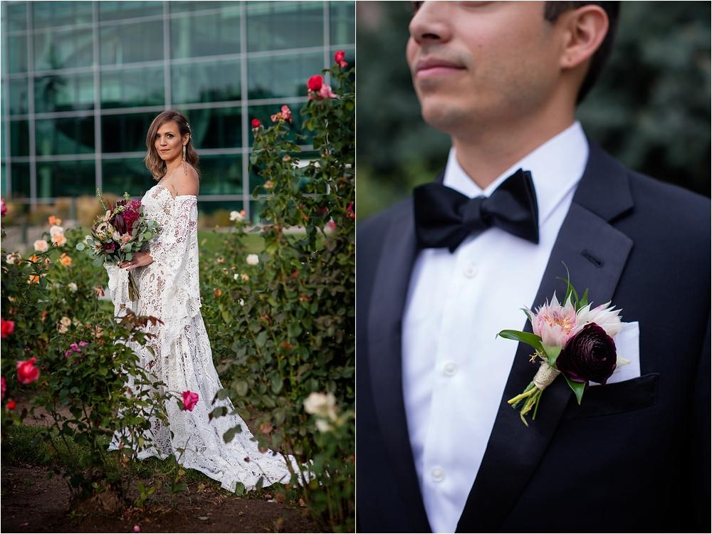 Lindsey and Stephens Denver Museum Wedding | Colorado Wedding Photographer_0019.jpg