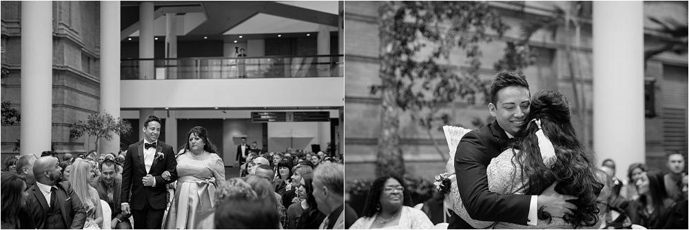 Lindsey and Stephens Denver Museum Wedding | Colorado Wedding Photographer_0039.jpg