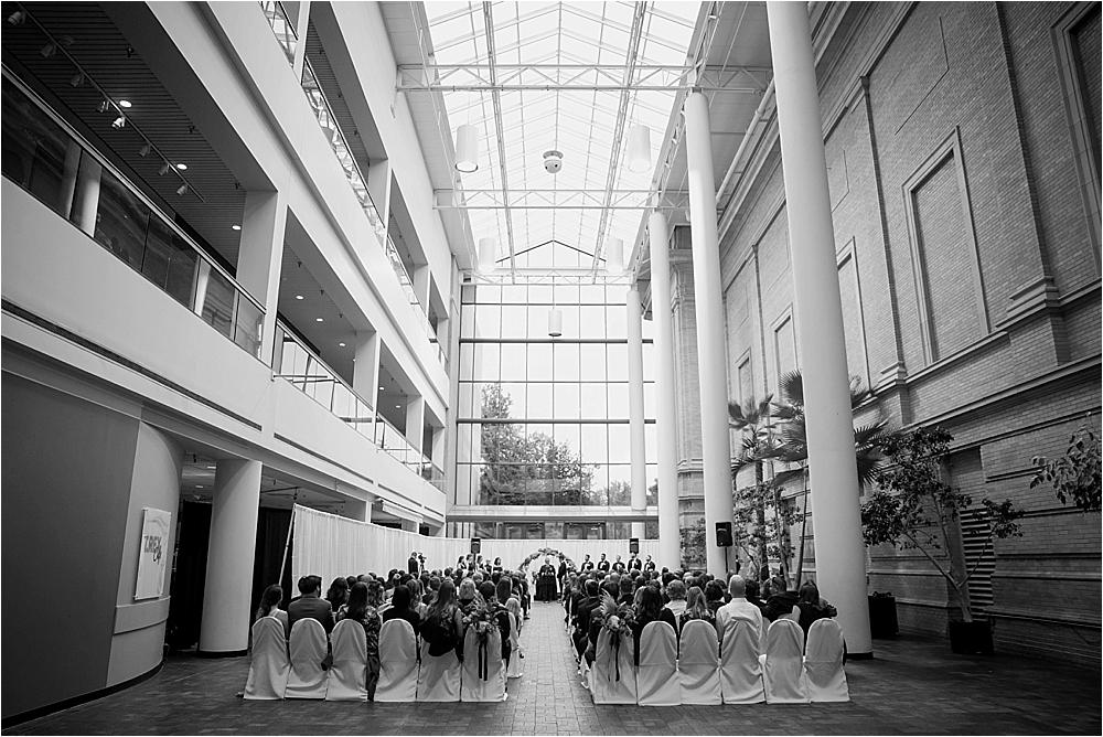 Lindsey and Stephens Denver Museum Wedding | Colorado Wedding Photographer_0043.jpg
