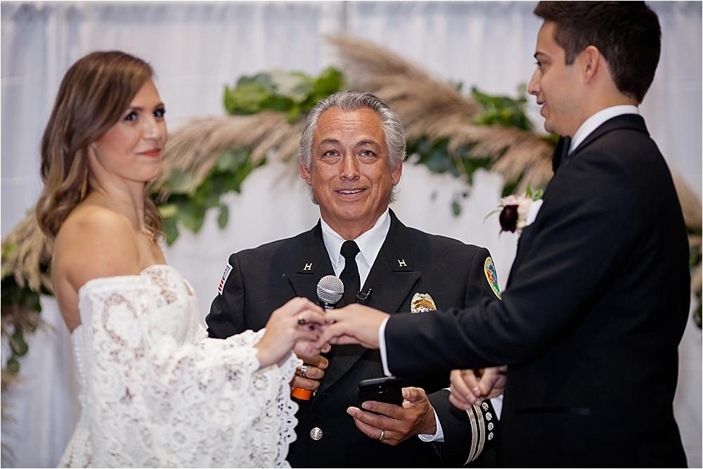 Lindsey and Stephens Denver Museum Wedding | Colorado Wedding Photographer_0047.jpg