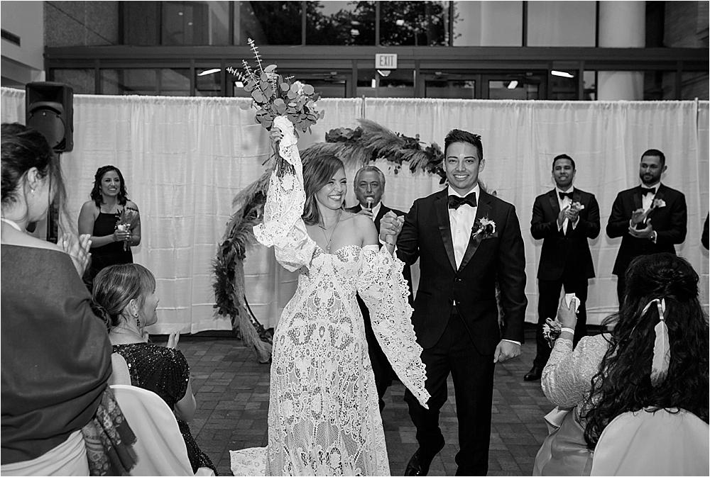 Lindsey and Stephens Denver Museum Wedding | Colorado Wedding Photographer_0049.jpg