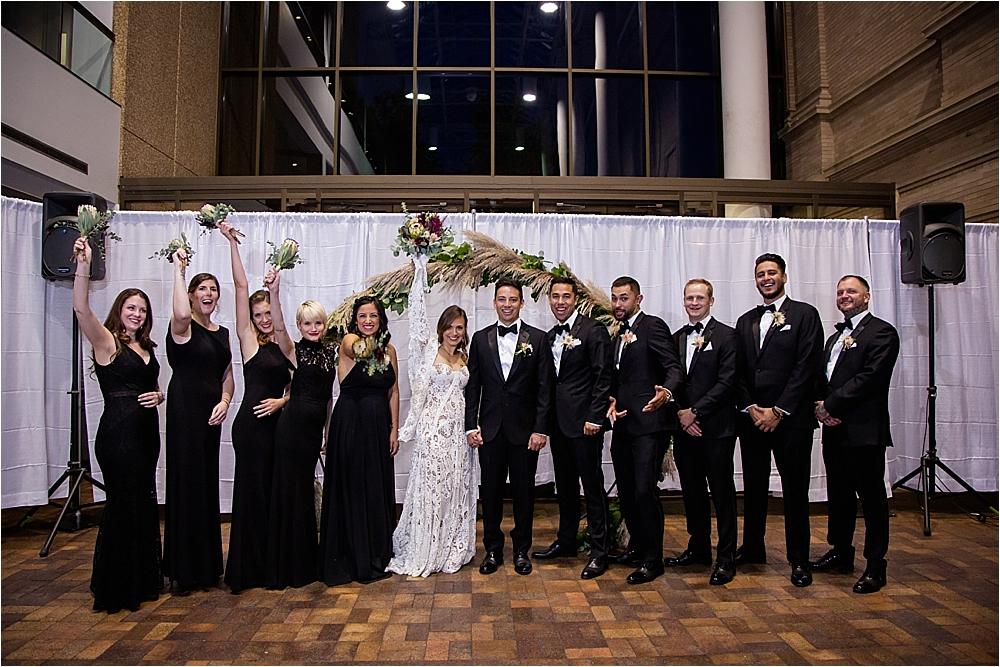 Lindsey and Stephens Denver Museum Wedding | Colorado Wedding Photographer_0052.jpg