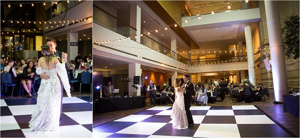 Lindsey and Stephens Denver Museum Wedding | Colorado Wedding Photographer_0058.jpg