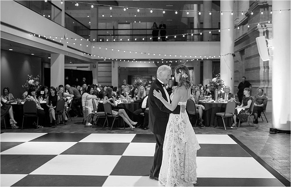 Lindsey and Stephens Denver Museum Wedding | Colorado Wedding Photographer_0063.jpg