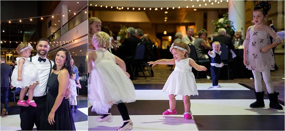 Lindsey and Stephens Denver Museum Wedding | Colorado Wedding Photographer_0066.jpg