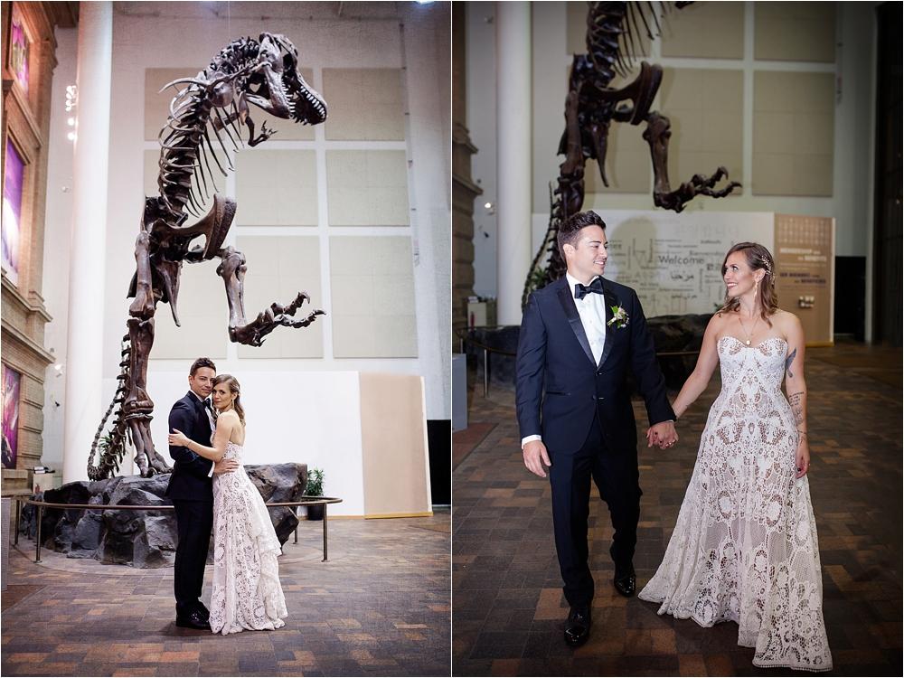 Lindsey and Stephens Denver Museum Wedding | Colorado Wedding Photographer_0071.jpg