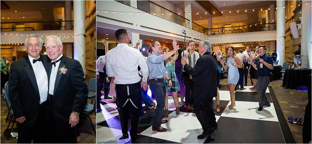 Lindsey and Stephens Denver Museum Wedding | Colorado Wedding Photographer_0074.jpg