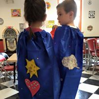 super cute capes