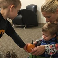 great pumpkin sharing