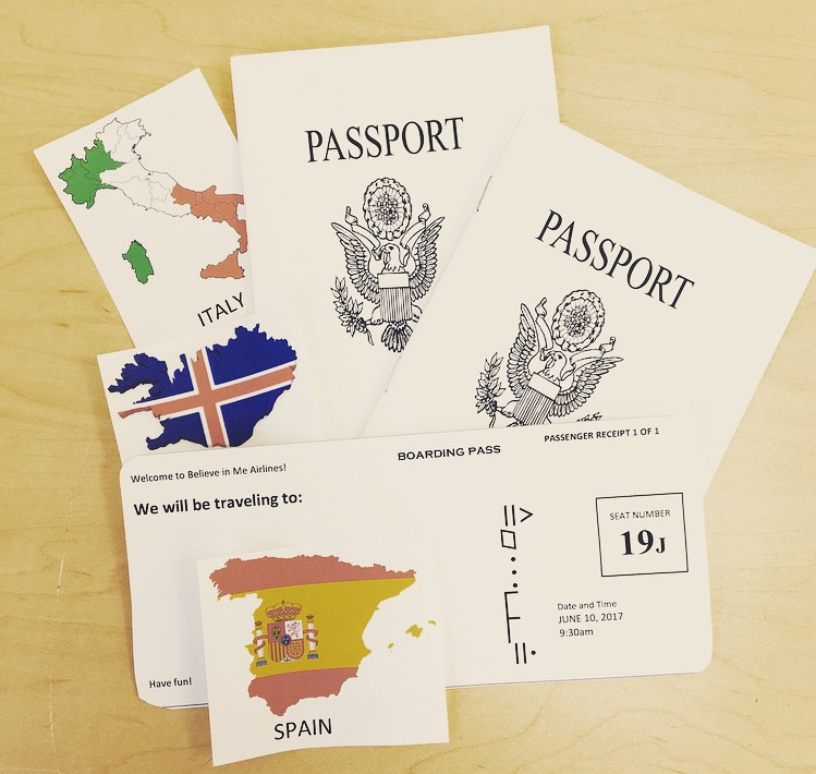 awesome travel documents