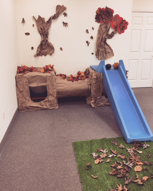 Our November play gym