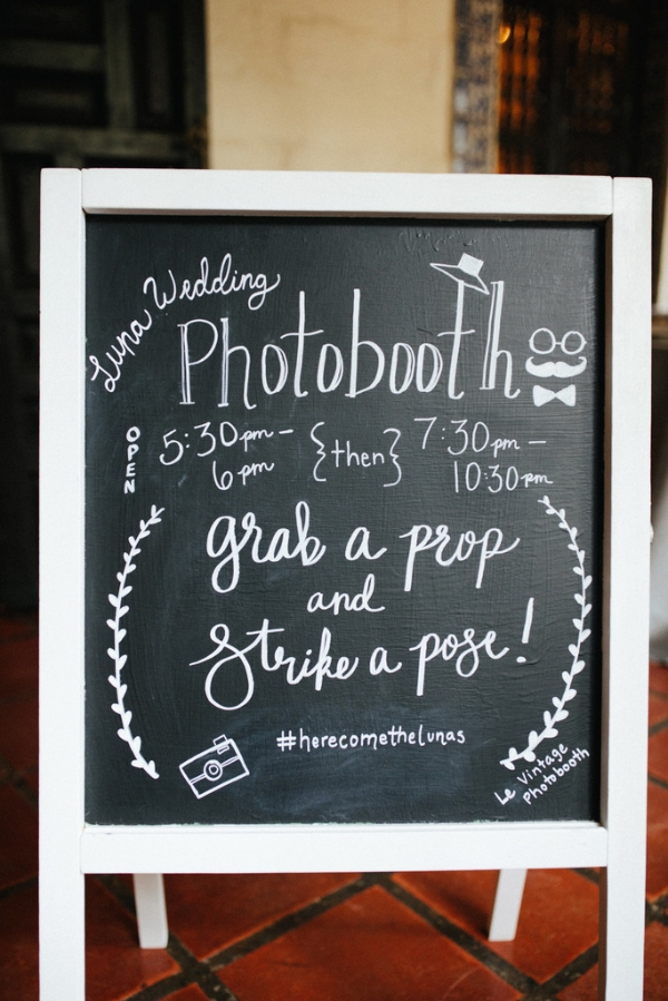"I bought this at a Thrift shop for $6. It was a child's chalkboard in bad shape. With a little TLC, we were able to paint it and turn it into signage! Not too shabby huh? ;-) Check back under the ""lifestyle"" tab to see the before and after photos!"