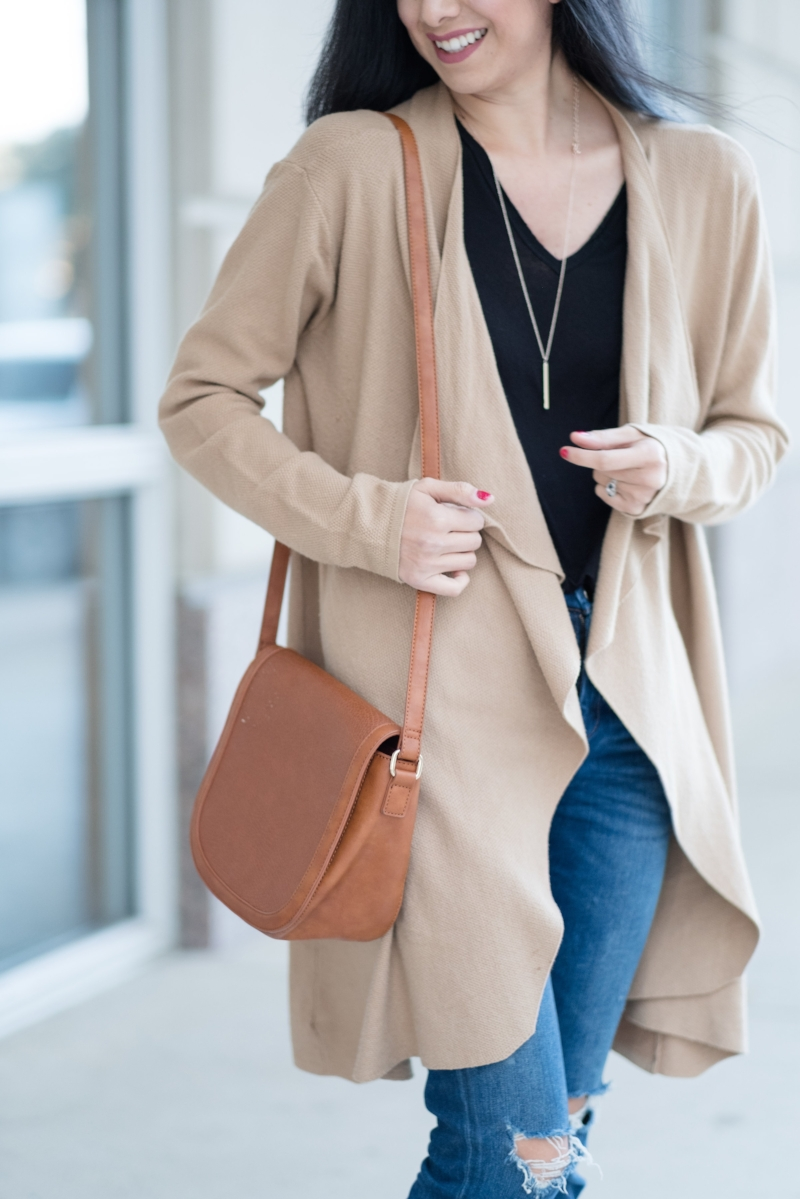 Tan Jacket Casual Winter Wear