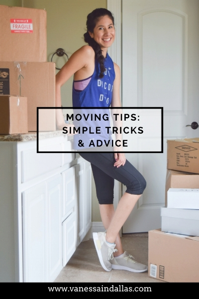 Moving Tips and Ttricks