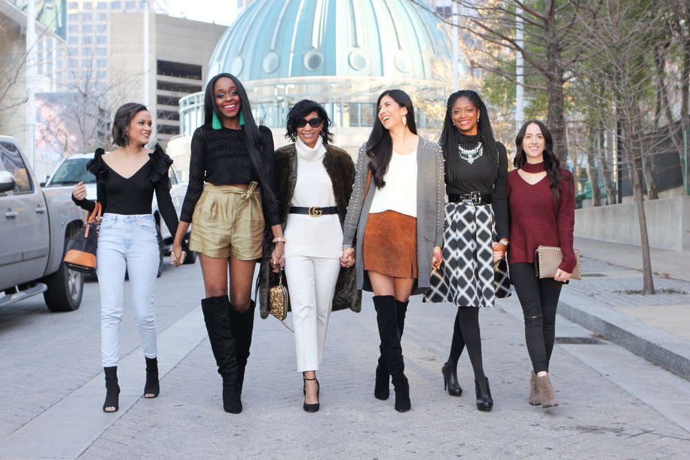 Dallas Fashion and Lifestyle Bloggers Group