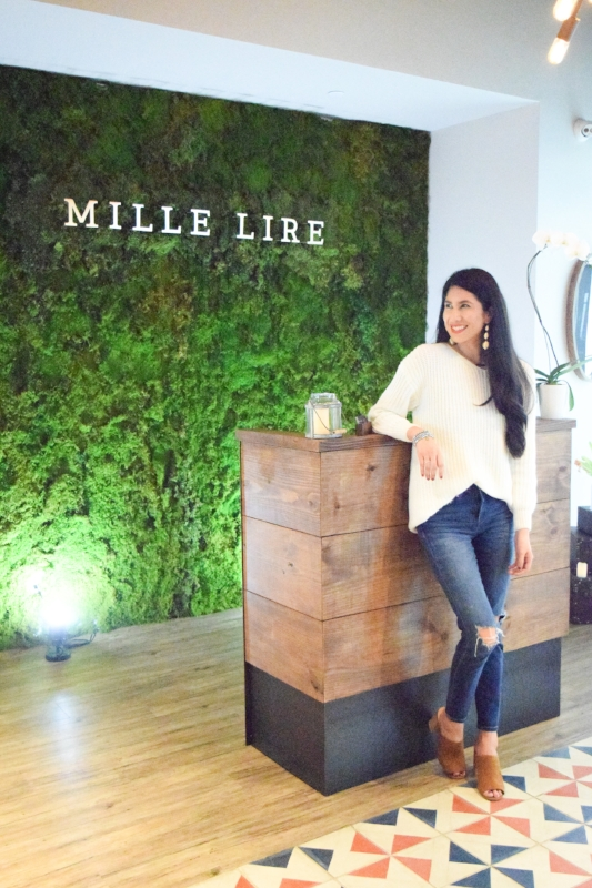 Mille Lire Dallas Restaurant