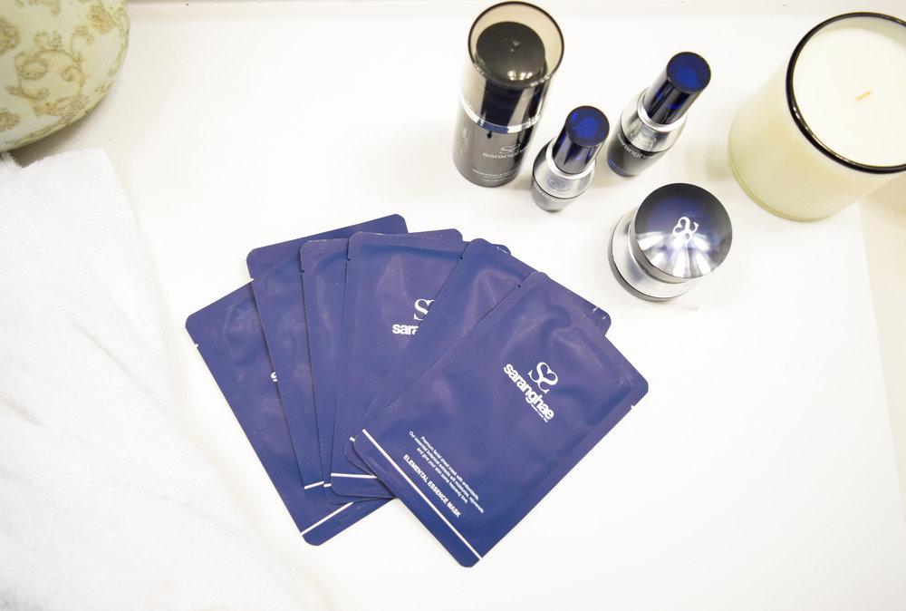 Saranghae 5 Step Anti-Aging Skin Care Routine