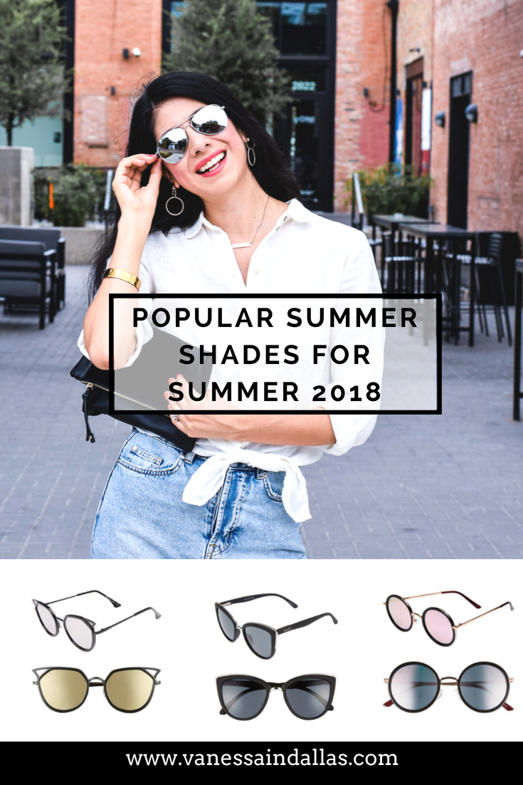 Popular Summer Sunglasses Pinterest