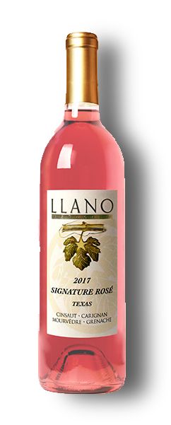 Llano Estacado Winery Signature Rosé