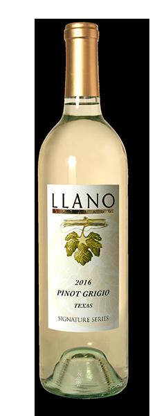 Llano Estacado Wintery Pinot Grigio