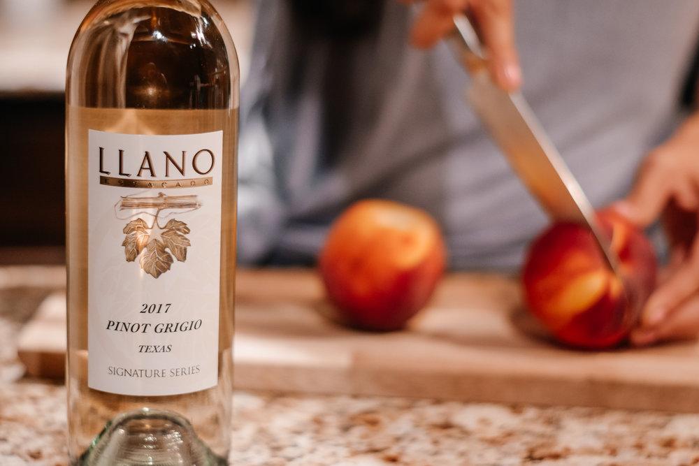 Llano Wine Pinot Grigio