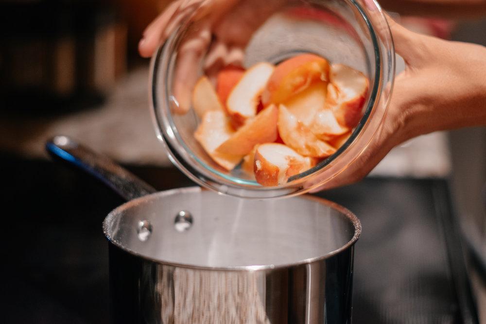 Peach Tea Pinot Grigio Recipe